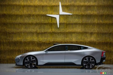 Polestar Precept, profile
