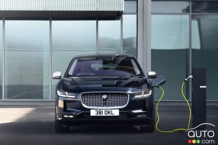 Une série d'améliorations pour le Jaguar I-Pace 2021 ...
