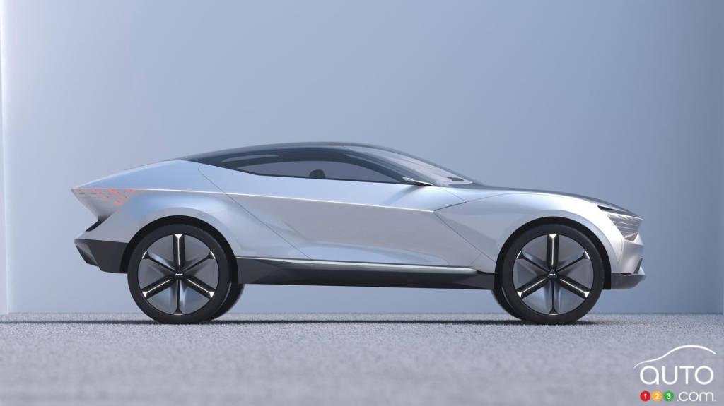 Prototype Kia Futuron