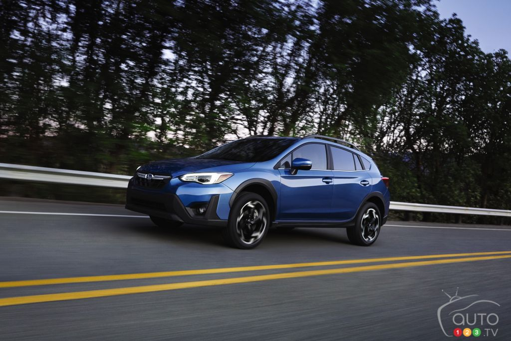 Subaru Crosstrek Limited 2021