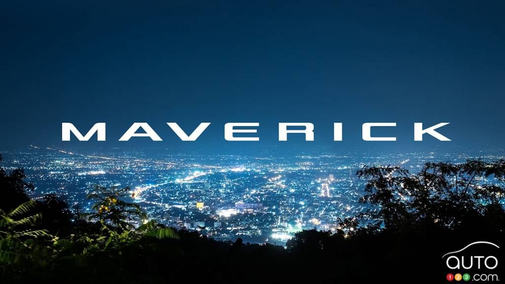 Le Ford Maverick sera dévoilé le 8 juin