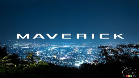 The Ford Maverick will be unveiled June 8th