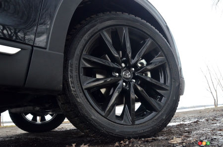 2021 Mazda CX-9 Kuro, wheel