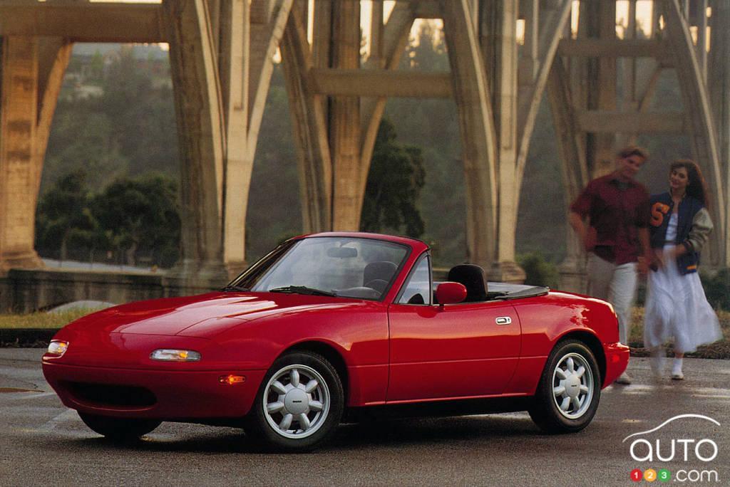 Mazda MX-5 Miata 1990