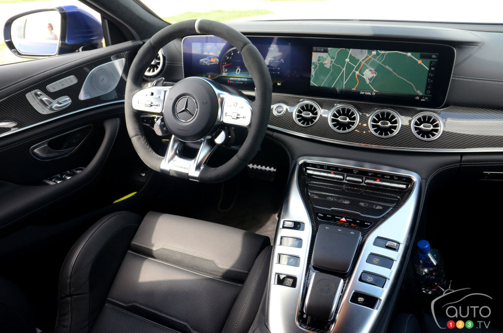 First drive of the 2019 Mercedes-AMG GT4 Coupe   Car Reviews