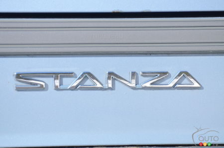 1992 Nissan Stanza 1992, name