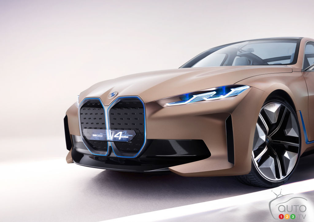 Prototype BMW i4
