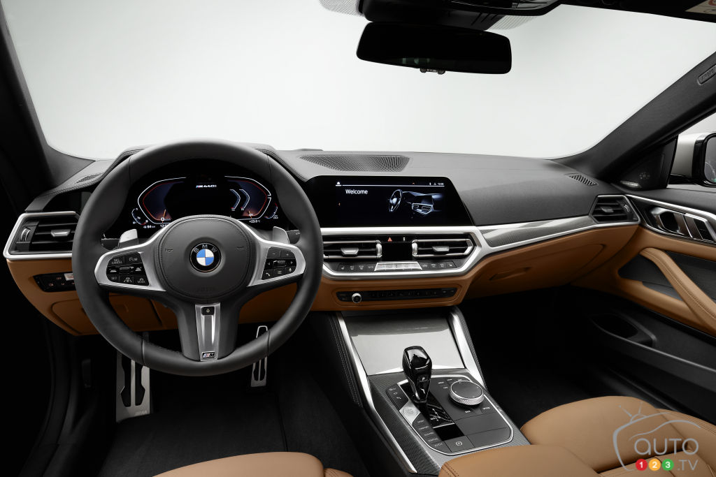 2021 Bmw 4 Series Coupe Makes World Debut Car News Auto123