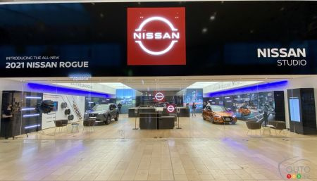 The Nissan Studio in Toronto