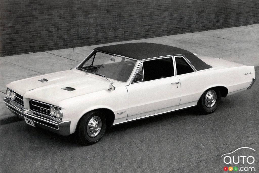 Pontiac GTO 1964