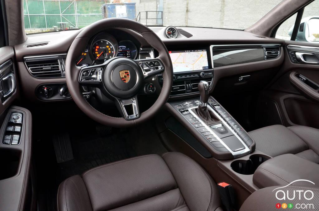 2020 Porsche Macan Turbo Review Car Reviews Auto123