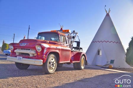 1955 Chevrolet 4100