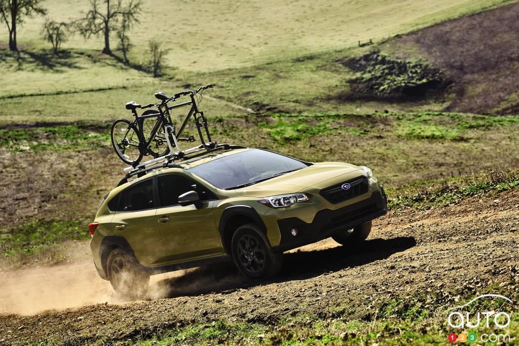Subaru Crosstrek Sport 2021