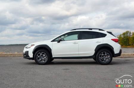 2021 subaru crosstrek first drive | car reviews | auto123