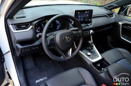 2019 Toyota Rav4 First Drive Car Reviews Auto123