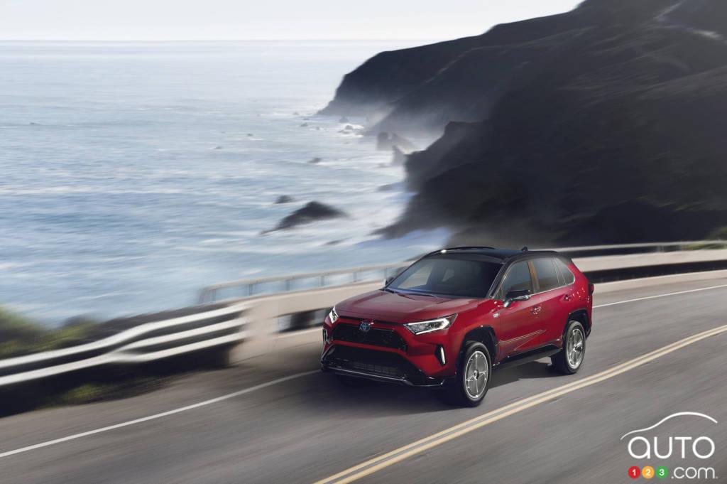 Toyota RAV4 Trail 2020