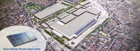 The Fiat Mirafiori plant, in Italy