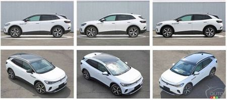 2021 Volkswagen ID.4, from more different angles