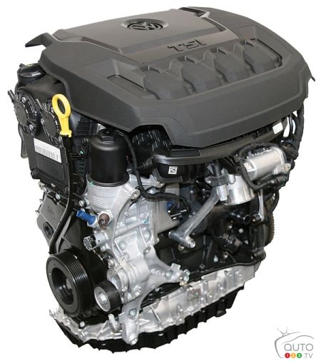 Vw 1600 New Engine: 2018 VW Tiguan Gets The Most Advanced 2.0L TSI Ever