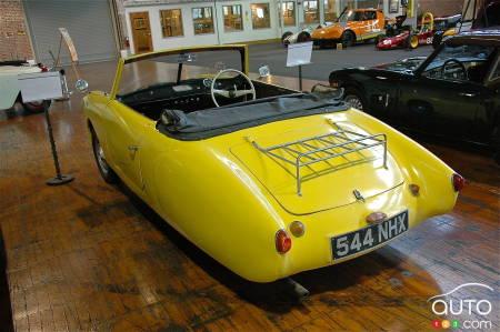 1958 Coronet, rear