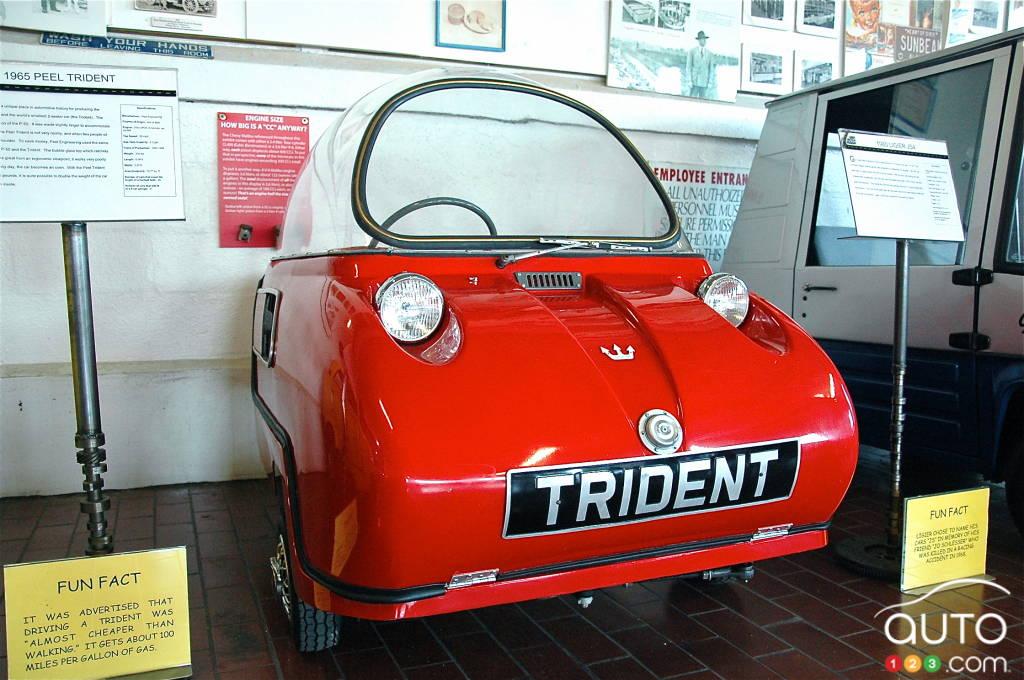 Peel Trident 1965