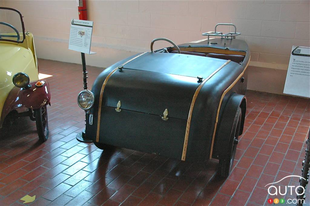 Peugeot Triporteur 1949