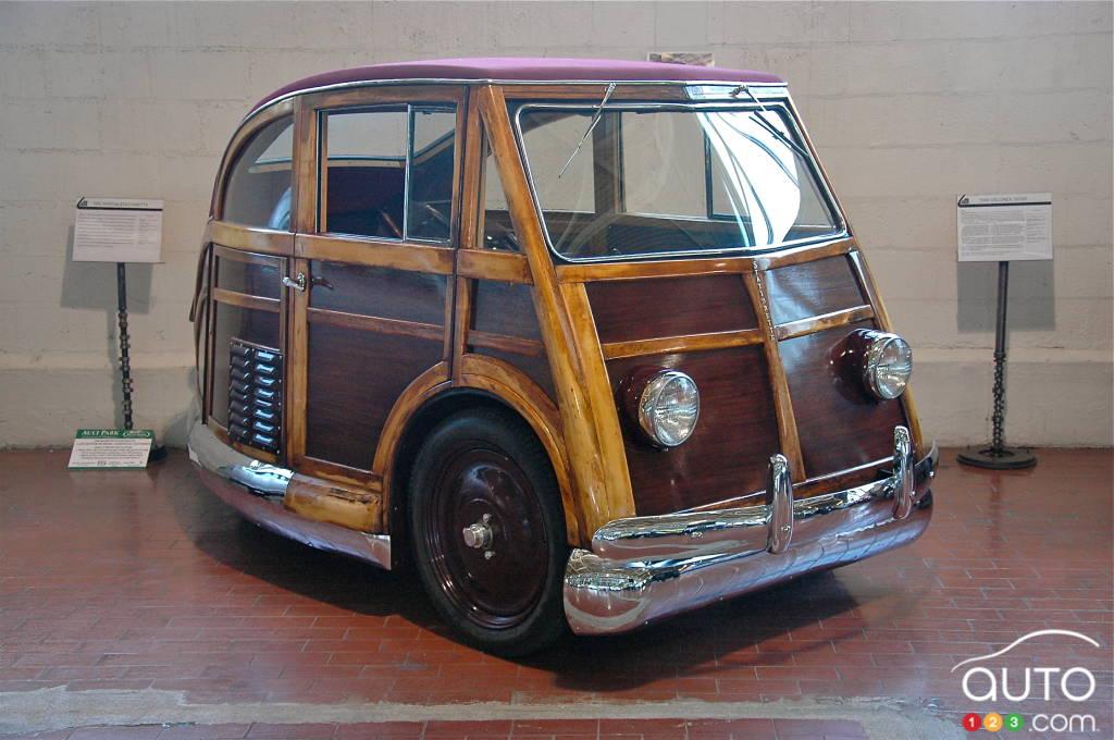 Martin Stationette 1950