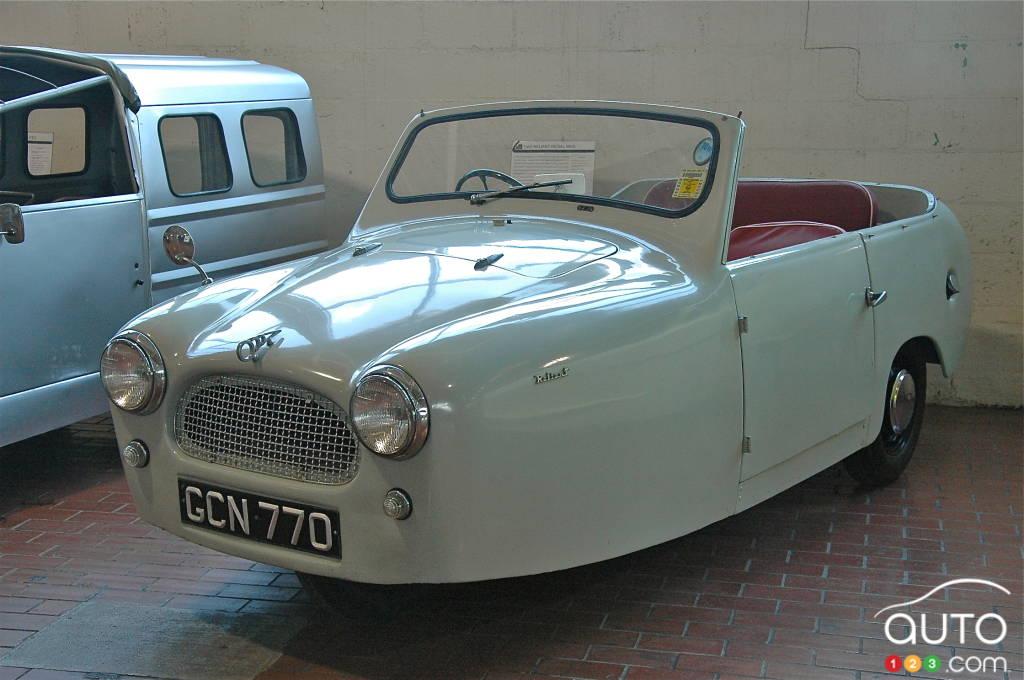 Reliant Regal MKIII 1957