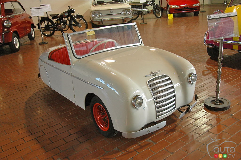French Microcar 1950 ?