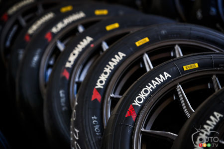 Choice of Yokohama tires