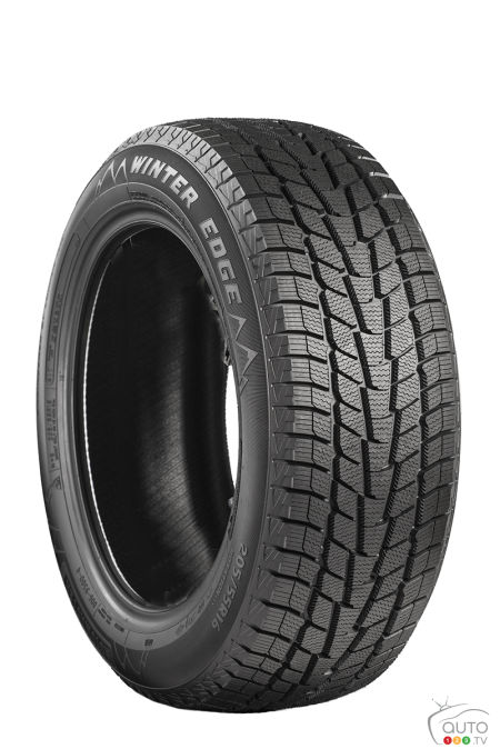 Motomaster Winter Edge A New Winter Tire Car News Auto123