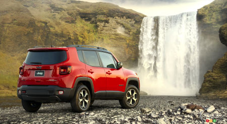Diamond Auto Sales >> 2019 Jeep Renegade gets new turbo, loses manual gearbox ...