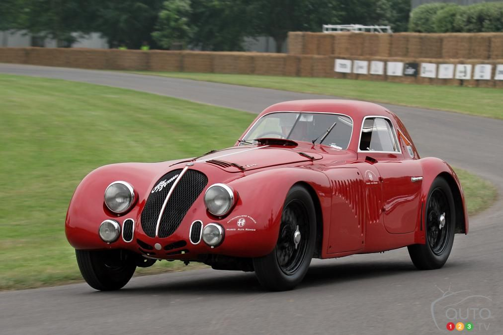 A Century Of Alfa Romeo Cars
