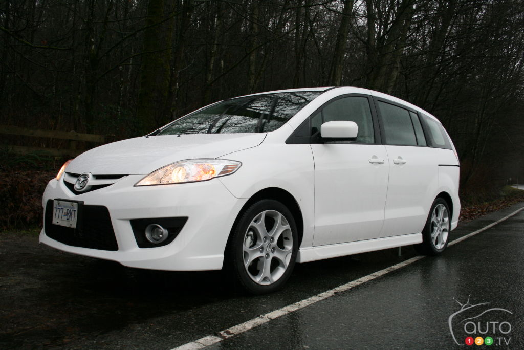 2010 Mazda5 GT Review