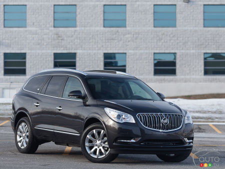 2013 buick enclave reviews from industry experts | auto123