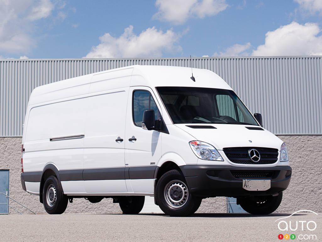 0f729e0542233c 2012 Mercedes-Benz Sprinter 2500 Review