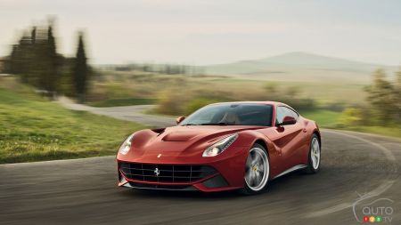 2013 Ferrari F12berlinetta Preview