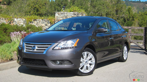2013 Nissan Sentra First Impressions