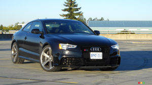 2013 Audi RS 5 Review