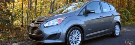 Ford C-MAX Hybride 2013 : premières impressions