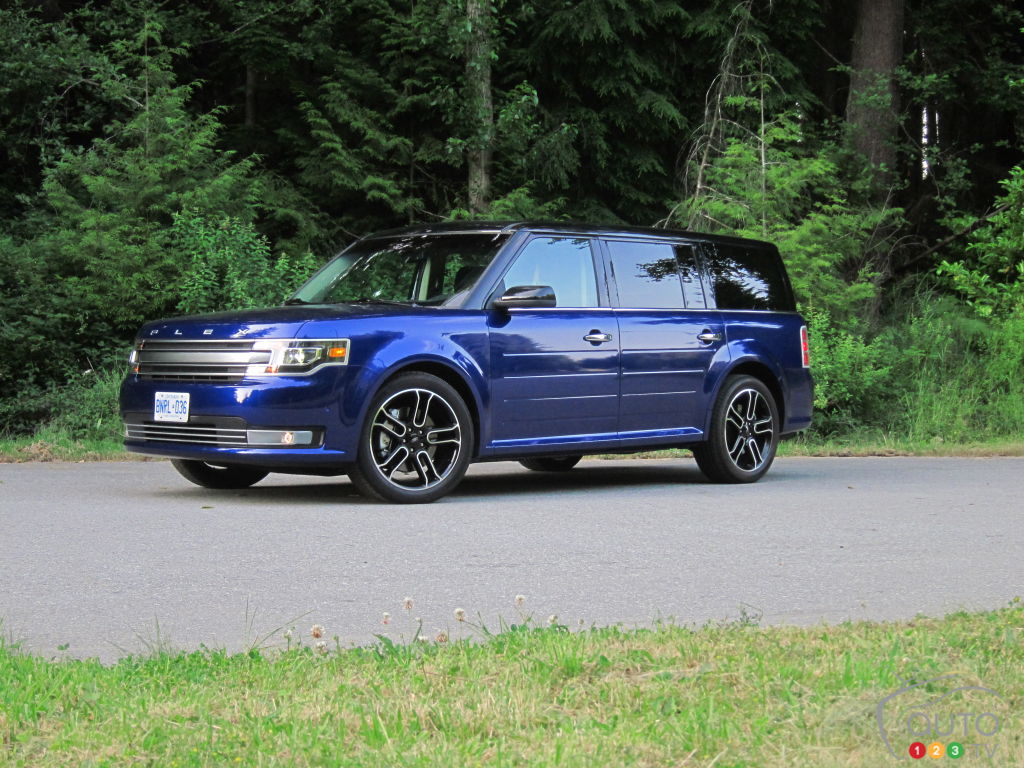 2013 Ford Flex AWD Limited Review