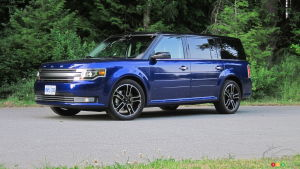 Ford Flex AWD Limited 2013