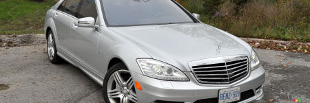 Mercedes-Benz S 350 BlueTEC 4MATIC 2012 : essai routier