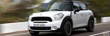 2012 mini cooper s countryman all4 car news auto123. Black Bedroom Furniture Sets. Home Design Ideas