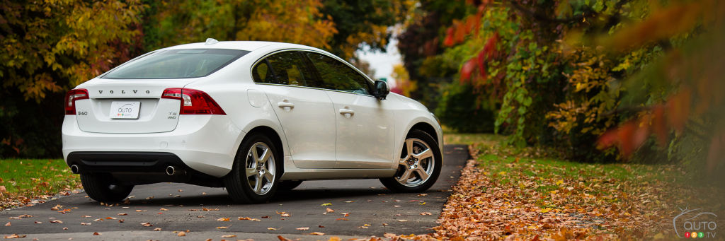 2013 Volvo S60 T5 Review