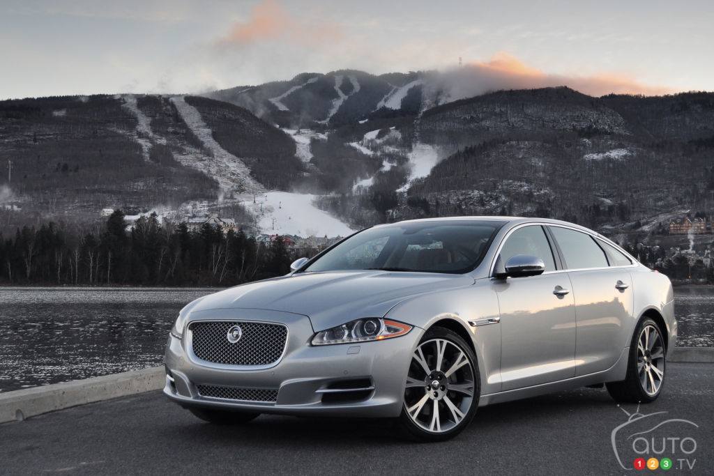 2013 Jaguar XJ AWD First Impressions