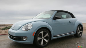 2013 Volkswagen Beetle Convertible First Impressions