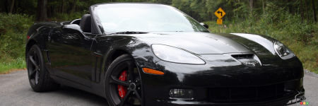 2012 Chevrolet Corvette Grand Sport Cabriolet Review