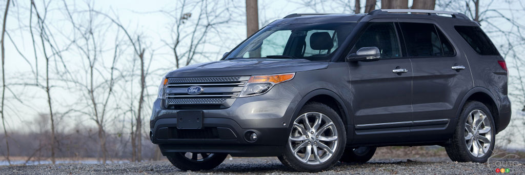 Ford Explorer Limited EcoBoost TA 2012 : essai routier