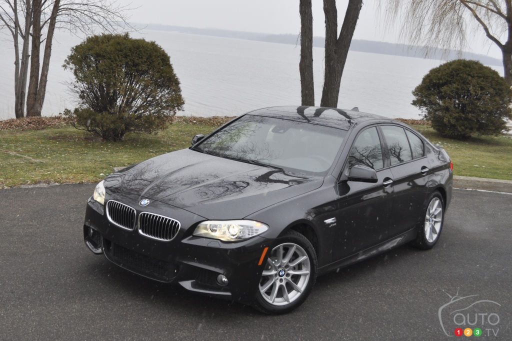 2012 bmw 528i xdrive car news auto123. Black Bedroom Furniture Sets. Home Design Ideas